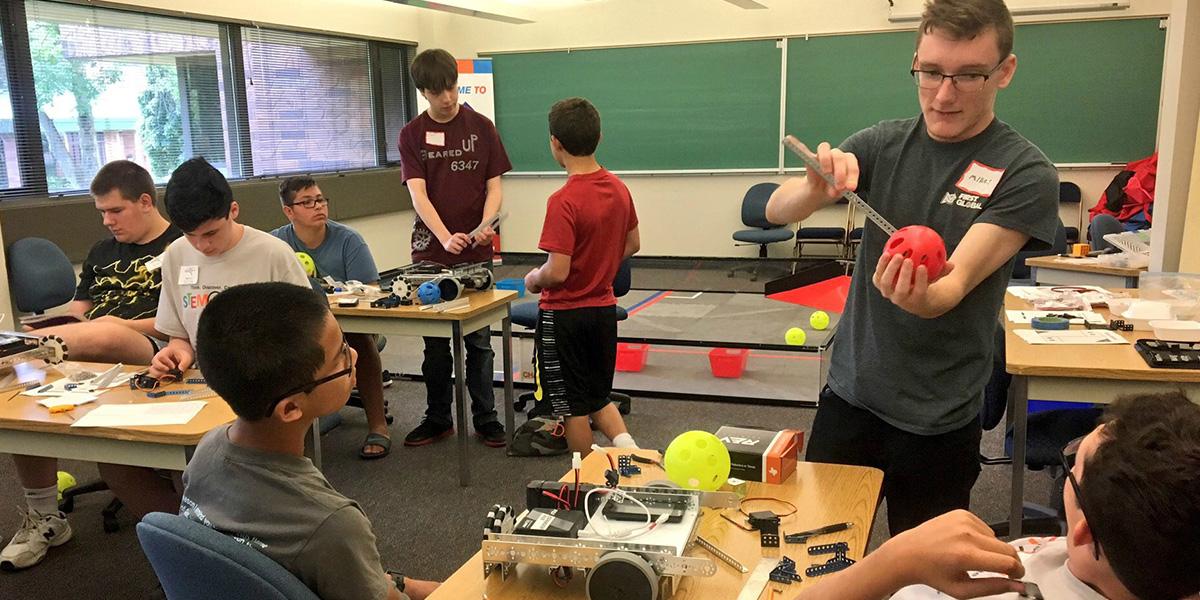 FIRST Tech Challenge Robotics & Engineering