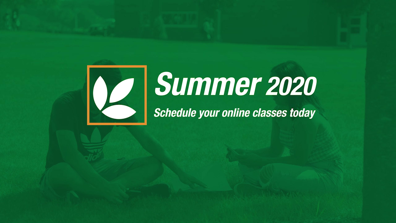 Summer Session at MVCC! Classes start May 26