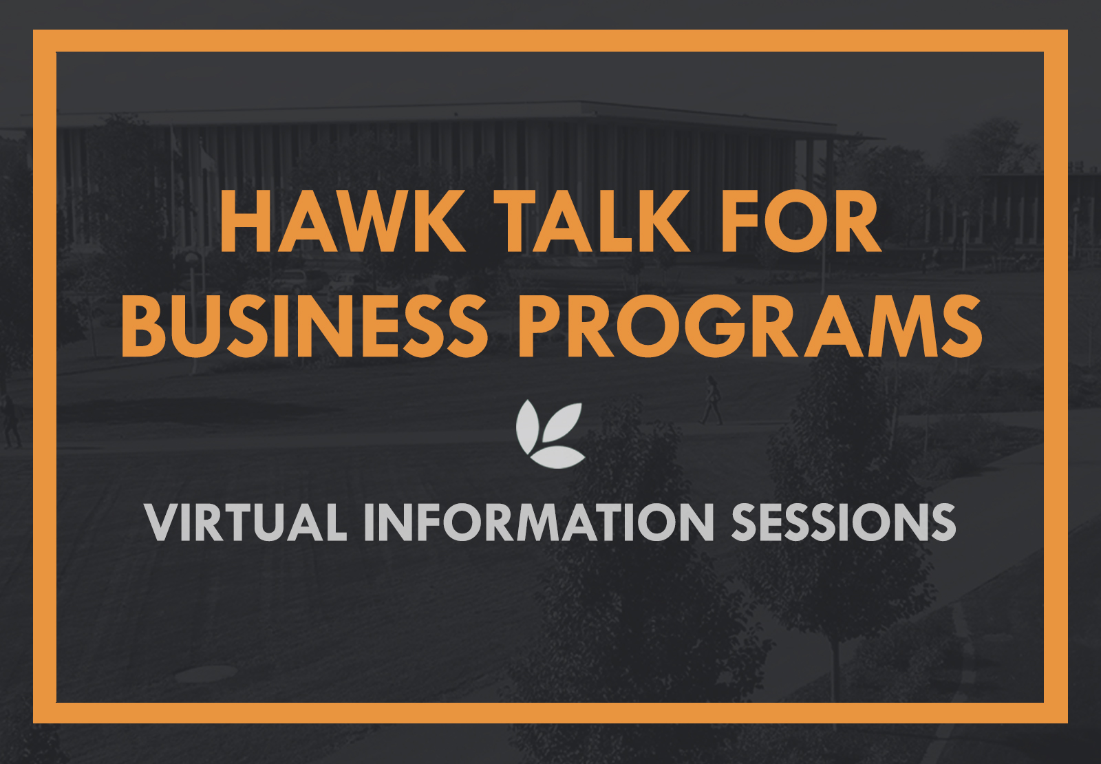 Hawk Talk for Business Programs