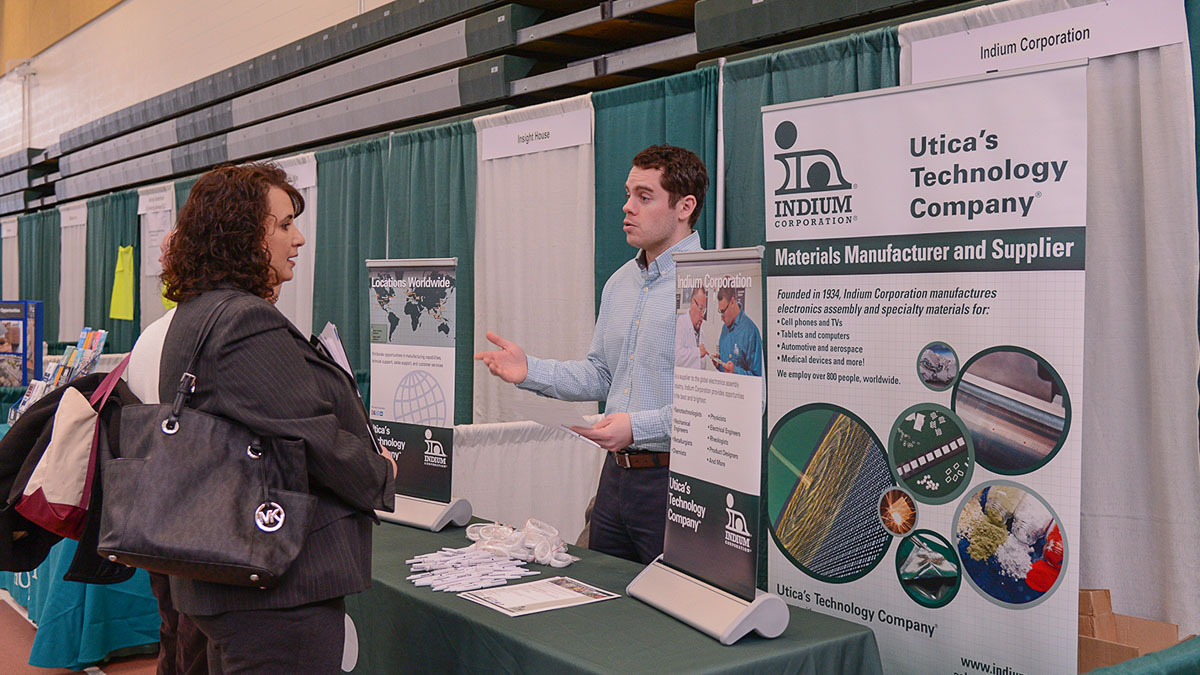 Career Fair Image