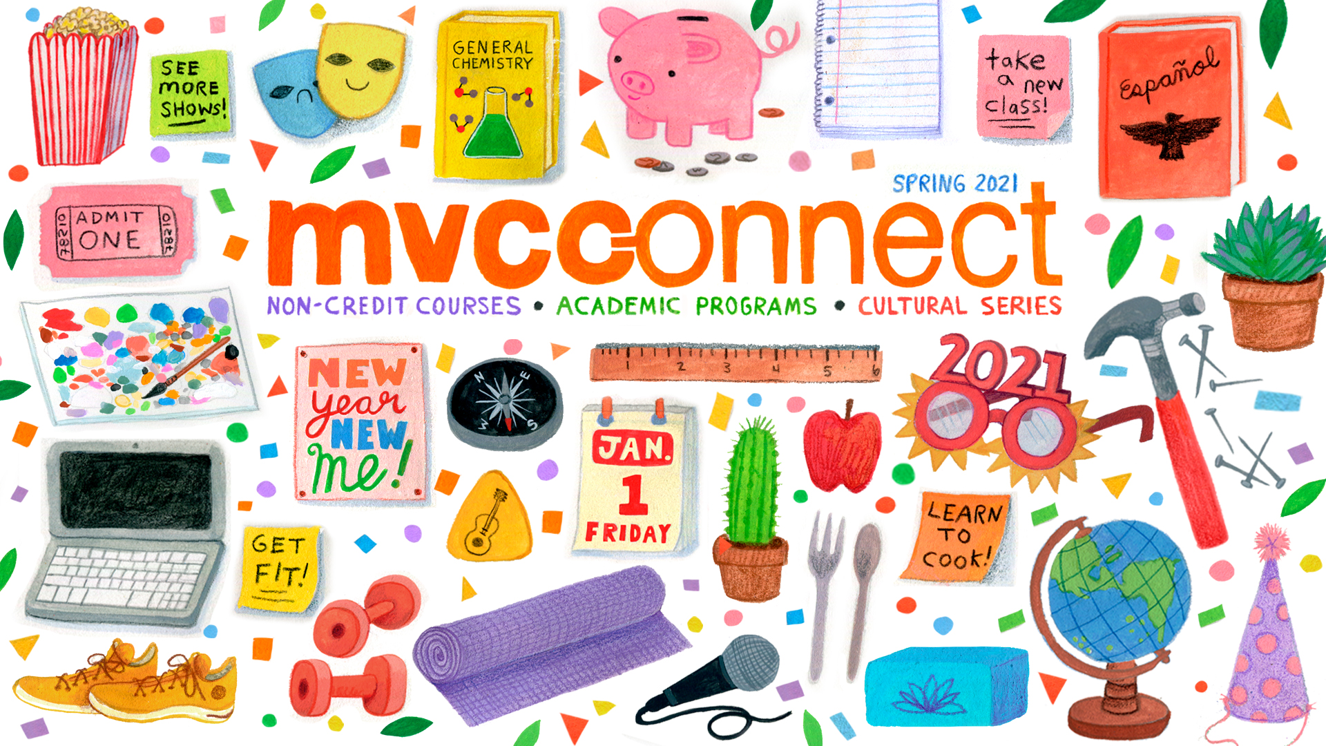 Mvcconnect Spring 2021