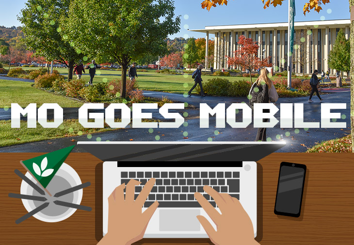 Mo goes Mobile: Virtual admissions events and appointments