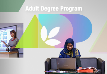 Business Administration Adult Degree Program