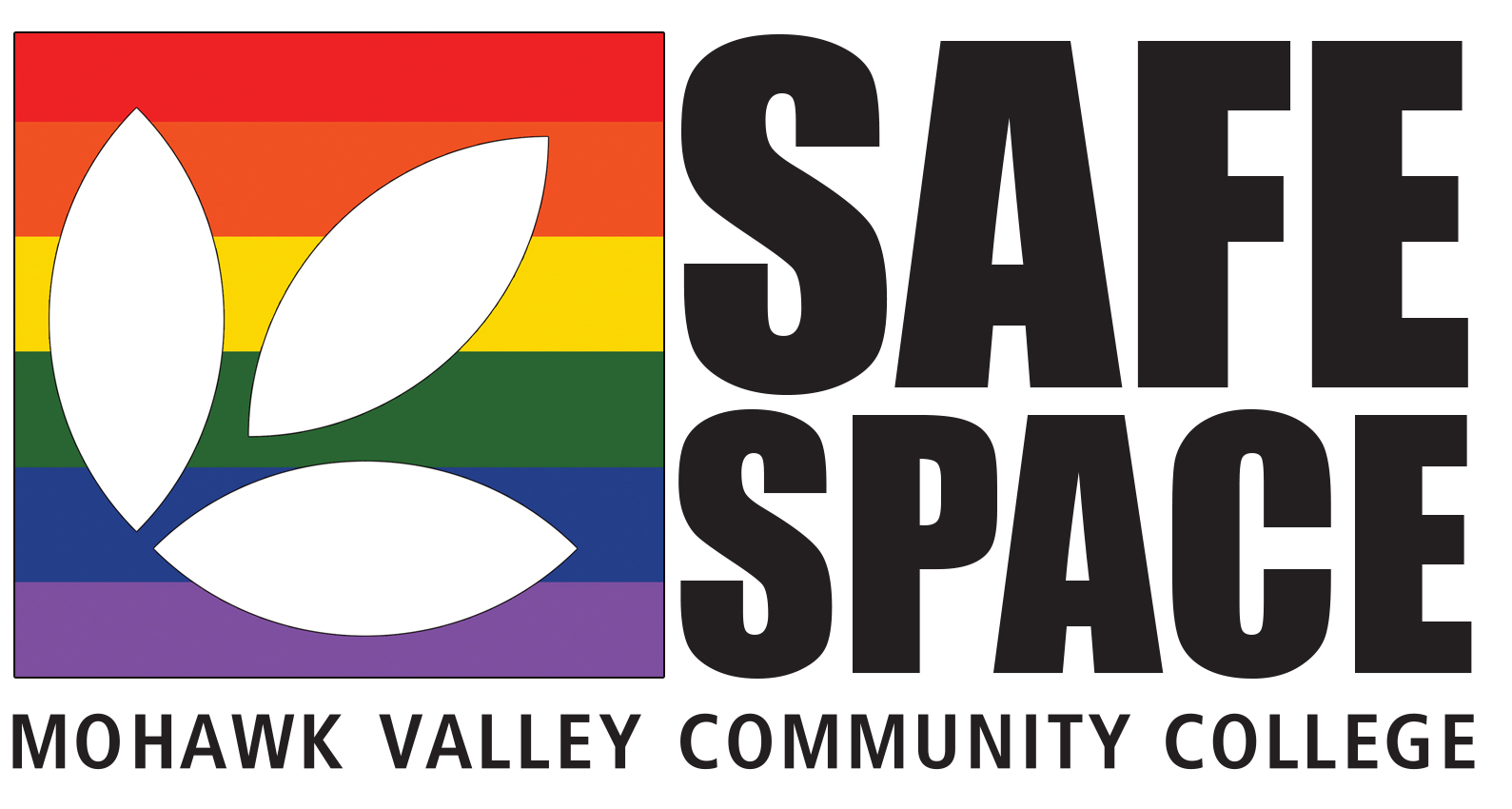 Safe Space logo LGBTQ