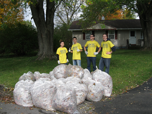 Fall Clean Up - Sunday Crew