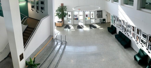 Information Technology Building Lobbies